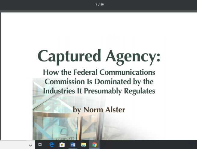 CapturedAgency Cover